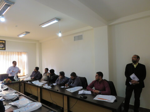 تصاویر/ بازدید مسئولان سمنان از کارگاه آموزشی مقدماتی مهارت رسانه ای