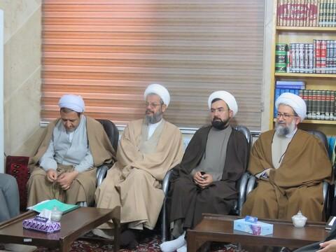 تصاویر/ سفر مدیر حوزه های علمیه خواهران کشور به سمنان