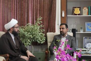 تصاویر/ هم اندیشی مدیر حوزه علمیه کردستان با مسئولان استانی