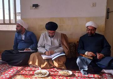 هماندیشی معاونان تبلیغ و امور فرهنگی یزد
