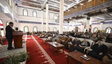 انعقاد مؤتمر لشيوخ عشائر كربلاء واصحاب المواكب الحسينية واهالي المدينة