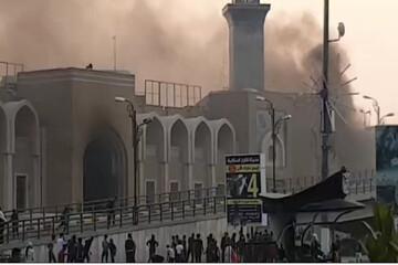 علت به آتش کشیدن مرقد شهید سید محمدباقر حکیم توسط اغتشاشگران عراقی