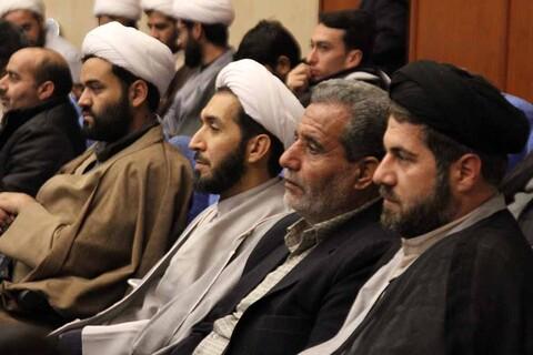 اجلاس استانی نماز در همدان