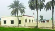 موسسه خیریه قطر مسجدی را در پنجاب افتتاح کرد