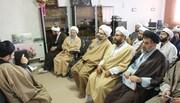 رئیس جدید بسیج طلاب و روحانیون سمنان معرفی شد