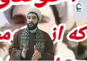 پشت پرده آخوندی که از حکومت جدا شد!!+ فیلم