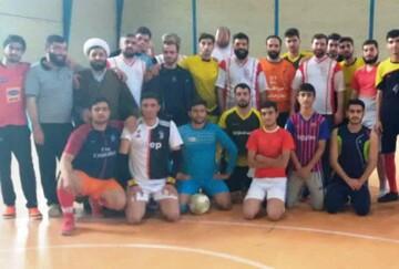 رقابت طلاب بیجار در مسابقات ورزشی
