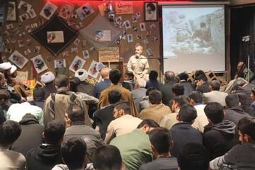 تصاویر/ یادواره شهدای روحانی در مدرسه علمیه امام صادق (ع) قروه