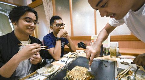 آژانس گردشگری ژاپن برای گواهینامه حلال، از سنگاپور کمک می گیرد