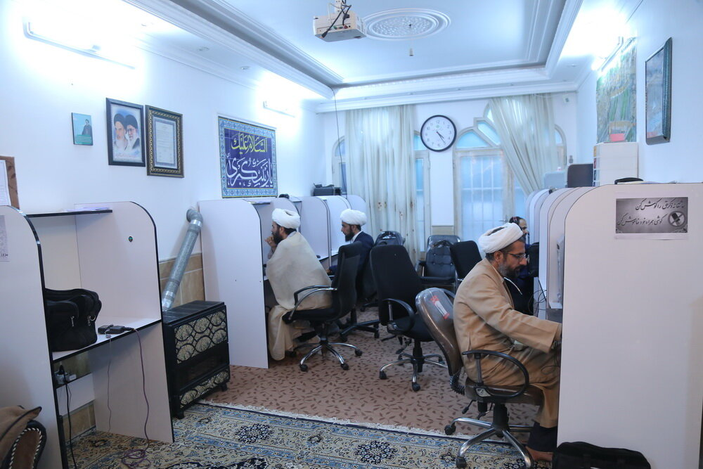 حجت الاسلام والمسلمین  محمد صالح کمیلی خراسانی موسس موسسه توحید قم