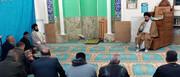 معاون تبلیغ حوزه استان یزد پای درد دل مبلغان ابـرکوه نشست