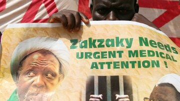 Nigeria government condemned for keeping Sheilkh Zakzaky in detention in spite of court order