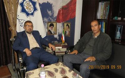 الشریف مرزوق استاد زبان و ادبیات عرب دانشگاه ام البواقی الجزایر