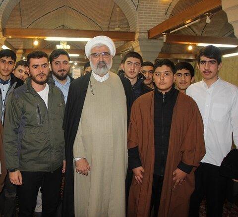 طلاب مدرسه علمیه شیخ الاسلام