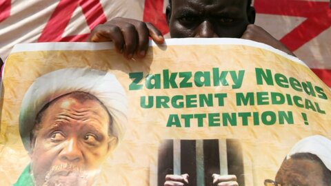 IMN condemns Nigeria government for keeping Zakzaky in detention in spite of court order