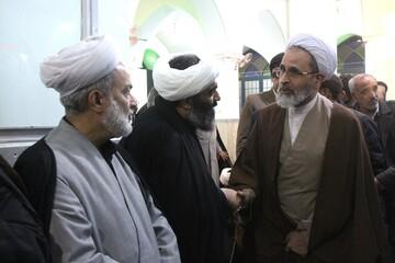 تصاویر/ مراسم یادبوبزرگداشت مرحوم حجت الاسلام والمسلمین روحی یزدی در قم