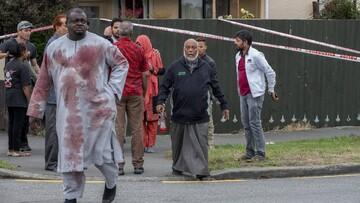 عکس حمله تروریستی به مسجد کرایستچرچ در میان تصاویر برتر سال