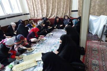 اردوی خانوادگی پایگاه بسیج شهدای روحانی مرکز مدیریت حوزه برگزار شد
