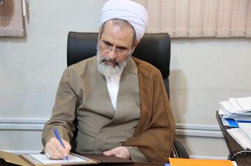 تسلیت آیت الله اعرافی به عضو خبرگان رهبری