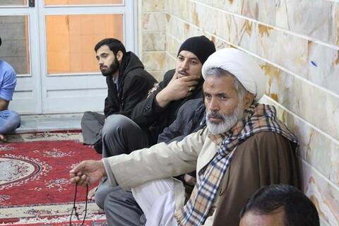 تصاویر/ مراسم سی و مین سالگرد علامه صفدر حسین نجفی در مدرسه امام المنتظر(عج) قم