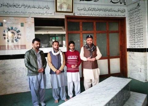 رئیس سازمان دانشجویان امامیه پاکستان