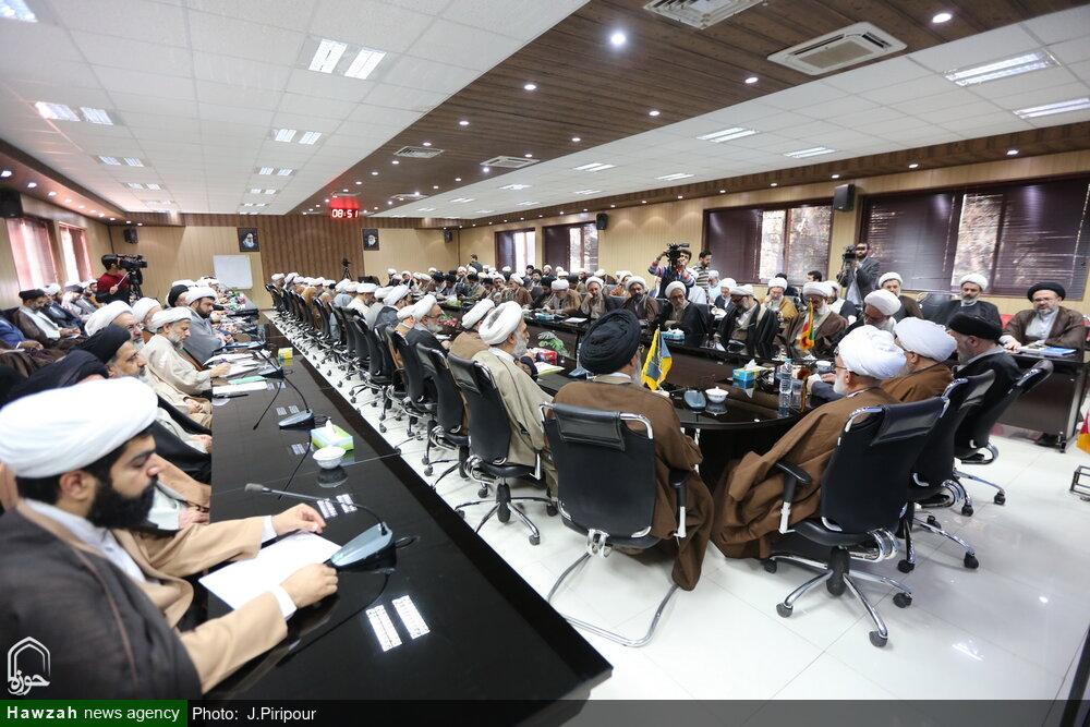دیدگاه آیت الله العظمی صافی درباره اجلاس منطقه ای جامعه مدرسین