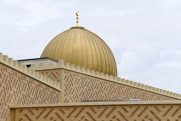 مراسم افتتاح رسمی مسجد کمبریج با حضور صدها شرکت کننده برگزار میشود