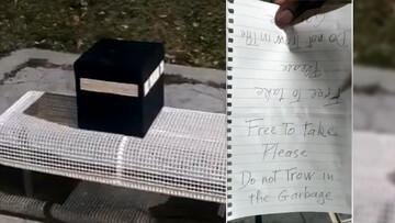 پیدا شدن جعبه سیاه ناشناس خارج از مسجد اتاوا
