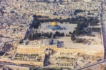 آیسسکو مسجد الاقصی را از چنگال یهودی ها نجات داد