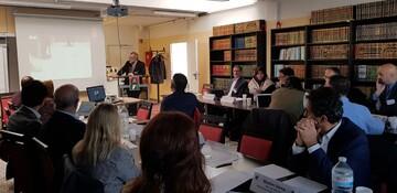 برگزاری دومین سمپوزیوم بینالمللی مطالعات علویون در فرانکفورت