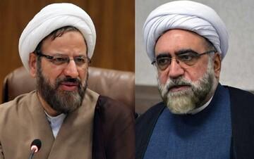 دیدار رئیس دفتر تبلیغات اسلامی با تولیت آستان قدس رضوی