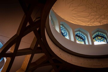 Stunning pictures inside Cambridge's mosque ahead of President of Turkey visit