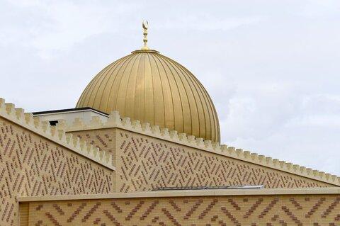 مراسم افتتاحیه رسمی مسجد کمبریج با حضور صدها شرکت کننده