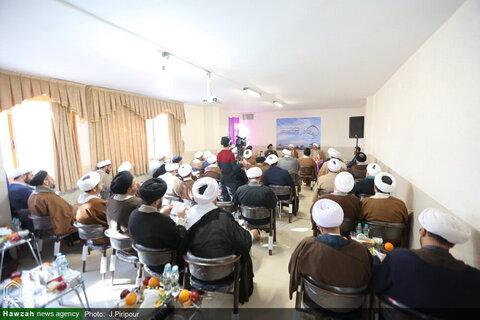 بالصور/ انعقاد لجان المؤتمر التاسع لرابطة مدرسي الحوزة العلمية وعلماء البلاد بأصفهان