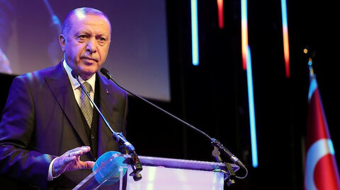 Erdoğan condemns associating Islam with terrorism