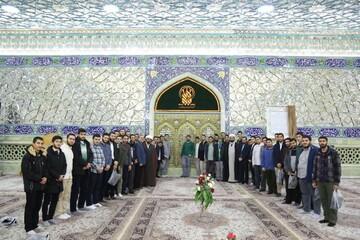 گزارشی از اردوی علمی نخبگان و فعالان زبان های خارجی مدرسه دارالسلام تهران + تصاویر