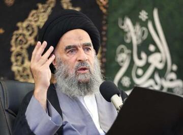 آية الله المدرسي يدعو الى اختيار رئيس الوزراء اعتمادا على برنامجه العملي لا انتمائه الحزبي