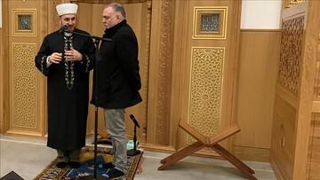 Yusuf Islam's media consultant converts to Islam