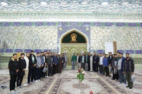 اردوی علمی نخبگان و فعالان زبان های خارجی مدرسه دارالسلام تهران