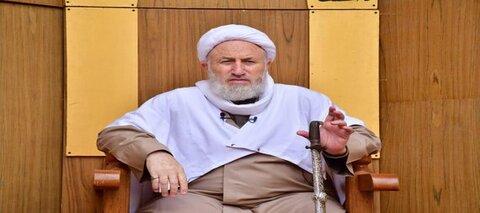 الشيخ جواد الخالصي من علماء العراق