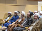 تصاویر/ نخستین همایش طلاب و روحانیون کارآفرین سمنان با حضور معاون تبلیغ حوزههای علمیه کشور