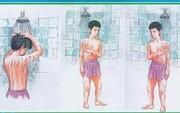 Sequential ritual bathing (al-ghusl al-tartībī)