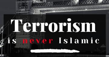 مسجد کبریج، نشست «تروریسم هرگز اسلامی نیست» برگزار میکند