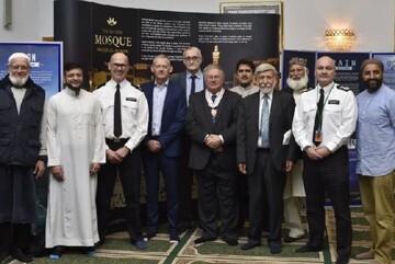 گردهماییهای شورای مساجد پیتربورو انگلستان با بیش از 200 شرکت کننده