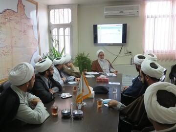 تصاویر/ نشست معاونین تبلیغ حوزه علمیه سمنان با معاون تبلیغ حوزههای علمیه کشور