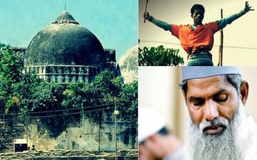 هندوی مسلمان شده که با مسجد سازی گناهانش را پاک می کند