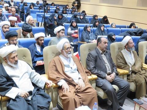 تصاویر/ نخستین همایش طلاب و روحانیون کارآفرین سمنان با حضور معاون تبلیغ حوزه های علمیه کشور