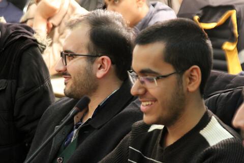 نشست صمیمی فعالان فرهنگی دانشجویی با نماینده ولی فقیه در استان همدان