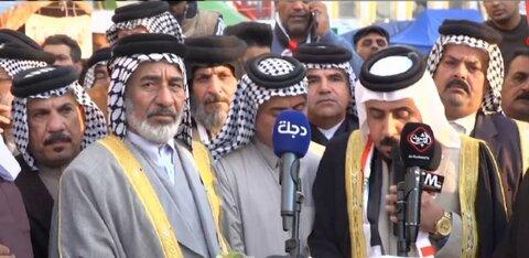 شیوخ عشایر عراق