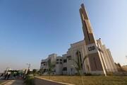 مسجدی بزرگ در راولپندی افتتاح شد